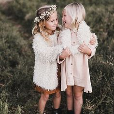 a sign of (magical) things to come... Rylee and Cru Holiday at Darling Clementine shop current season now in the shop