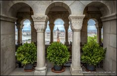 Parliament from Fisherman's Bastion Frame Within A Frame, Budapest Travel, Prague, Hungary, Sunny Days, Travel Photography, Travel Photos