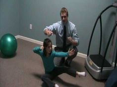 """AD/HD, Autism spectrum Primitive Reflex remediation-""""bow and arrow"""" www.nashvillechiropracticneurology.com.  Dr. Keiser gives a tutorial on how to perform the bow and arrow remediation at home."""