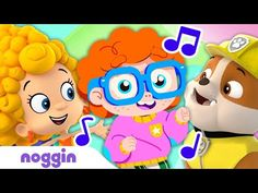 """""""How You Feel"""" Sing Along 🎶 w/ PAW Patrol, Bubble Guppies & Shimmer and Shine! 