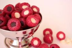 Chocolate Chip Raspberries Pictures, Photos, and Images for Facebook, Tumblr, Pinterest, and Twitter