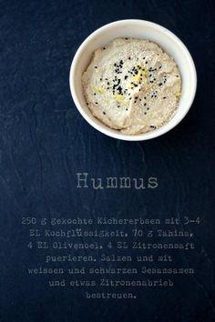 Hummus deutsch