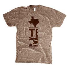 Texas Tee Mens