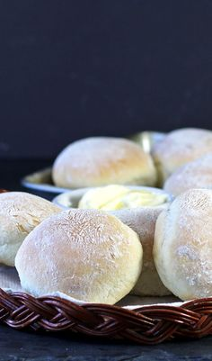Irish Blaas! Tender and soft on the inside, crusty on the outside. Recipes Food and Cooking