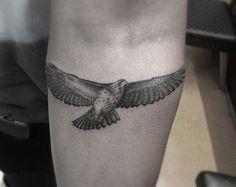 Phoenix Tattoo Design, Skull Tattoo Design, Dragon Tattoo Designs, Tribal Tattoo Designs, Hawk Tattoo, Nyc Tattoo, Small Eagle Tattoo, Eagle Tattoos, Chest Piece Tattoos