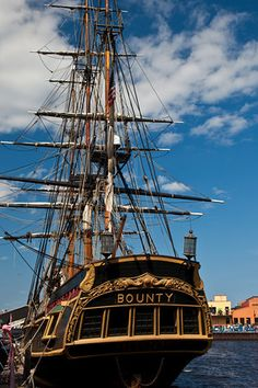 HMS Bounty - Northern Images Photography