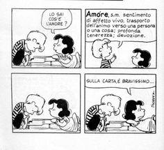Lucy e Schroeder Snoopy Love, Snoopy And Woodstock, Snoopy Comics, Funny Comics, Peanuts Cartoon, Peanuts Snoopy, Snoopy Cartoon, Schroeder Peanuts, Peanuts Comics