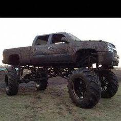 Gmc Trucks, Diesel Trucks, Pickup Trucks, Dodge Diesel, Truck Drivers, Jacked Up Chevy, Lifted Cars, Lifted Chevy Trucks, Chevrolet Silverado