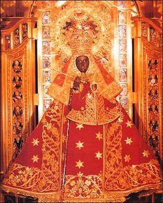 Virgen de Guadalupe, Extremadura