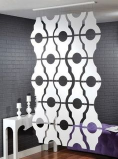 Contemporary Room Dividers: Modular, Folding & Fabric