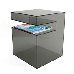 Acrylic Slot Table