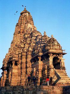 Majestic Temple of Khajuraho
