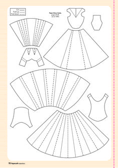 paper fold dress pattern - Yahoo Image Search Results