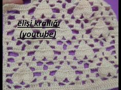 Filet Crochet, Poncho Crochet, Crochet Lace Edging, Crochet Doilies, Crochet Baby, Crochet Stitches Patterns, Baby Knitting Patterns, Crochet Woman, Crochet Videos