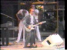 Live Aid 1985, London (Queen, U2, The Who, David Bowie, Paul McCartney)