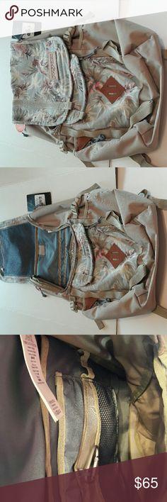 JanSport  Backpack Premium Materials, Versatile sleeve fits a 15 inch laptop or 3L hydration system, Soft lined tablet pocket, Deluxe organizer panel, Dual side compression straps, and Duel water bottle pockets. JanSport Bags Backpacks