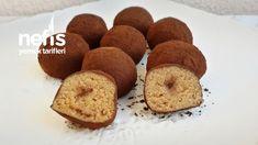 Nefis Kahve Yanı Topları Rice Krispy Treats Recipe, Rice Krispie Treats, Marshmallow Cereal, Yummy Treats, Yummy Food, Cereal Treats, Infused Water Recipes, Chocolate Coating, Balls Recipe