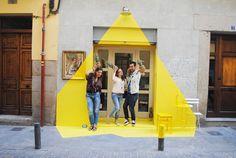 FOS: instalação artística by fos | Casa-Atelier Blog & Shop