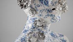 Les nouveaux Bustes en Céramique de Jess Riva Cooper (2)