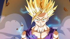 Dragon Ball Z, Gohan, SSJ