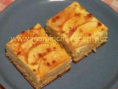 Jablkový koláč s griliáží