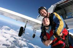 FreemanX Skydiving at 12000 Feet - Taupo