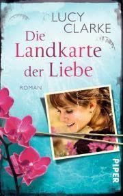 Zwinkerlings Bibliothek: Die Landkarte der Liebe von Lucy Clarke