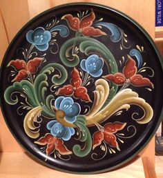 Same design in oils. Painted Oct. 2013 by Taryn.
