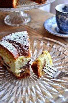 Cake with a heart of butter | Orange blossom and cedar