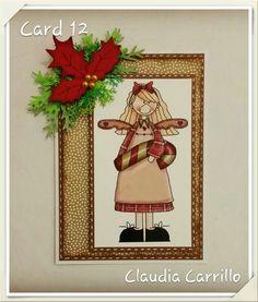 Claudia Carrillo - card