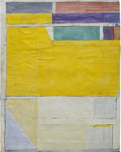 Richard Diebenkorn, Untitled, 1992 on ArtStack #richard-diebenkorn #art