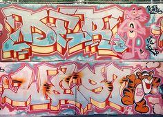 Dero TFA and Westo FC NYC Graffiti Hall of Fame