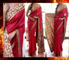 #DesignerSareeSale #StylishSareeOnline #LadiesSareeSale #LatestSareeShopping   Maharani Designer Boutique www.maharanidesigner.com Fabric:Chanderi Silk Price Rs-6000 For any more information contact on WhatsApp or call 8699101094