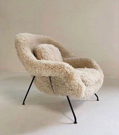 Home Interior Inspiration .Home Interior Inspiration Eero Saarinen, Womb Chair, Egg Chair, Ikea Chair, Fashion Gone Rouge, Decoration Bedroom, Take A Seat, Handmade Home, Design Case