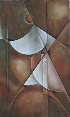 Gandhi Gallery of Chennai based indian contemporary artist Cheenu Pillai Modern Art Paintings, Indian Paintings, Cubist Paintings, Indian Contemporary Art, Contemporary Artists, Cubist Art, Abstract Art, Art Visage, Flower Painting Canvas