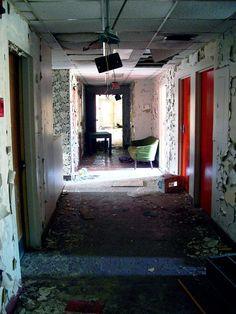 Abandoned: Mansfield Training School - Connecticut