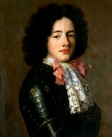 Louis, Count of Vermandois (1667 - 1683). Son of Louis XIV and  Louise de La Vallière. He was rumored to have been homosexual and had an affair with the Chevalier de Lorraine, which resulted in his banishment. He fell ill and died while fighting in Flanders trying to win back his father's love.