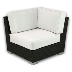 The Patio Heaven Signature Corner chair anchors our sectional with sophistication, class and comfort. This diverse piece can also be used as an. Patio Chair Cushions, Sunbrella Fabric, Patio Chairs, Outdoor Seating, Outdoor Sofa, Patio Steps, Patio Gazebo, Pergola Kits