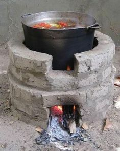DIY Noflay Clay Brick Wood Stove - low cost, convenient & easy to build. - DIY Noflay Clay Brick Wood Stove - low cost, convenient & easy to build. Welcome to Resource Efficient Agricultural Production - REAP - Canada , Welcome to Useful resource Environm