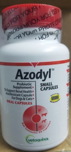 Other Dog Health Care 134753: Azodyl Small Caps 90 Count -> BUY IT NOW ONLY: $69.99 on eBay!
