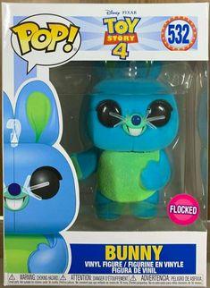 Disney Pixar IN STOCK Toy Story 4: Bunny Figure #532 Funko POP