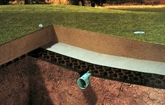 Draincore2 Geocomposite Drainage Layer | Invisible Structures
