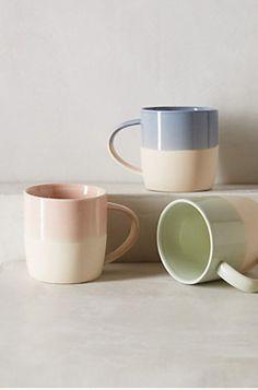 Colorblock Mug