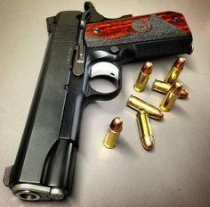 Dan Wesson Guardian . 38 super v bob pistol #1911 Find our speedloader now!  http://www.amazon.com/shops/raeind