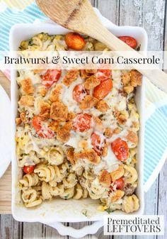 Bratwurst and Sweet