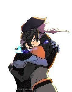 "eggsyeagle su Twitter: ""S5 left me strong hug feelings :C #Lotor #Allura #keith #krolia #shiro #lance #voltron #voltronfanart #hugs… """