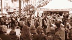 Storia di un flash mob