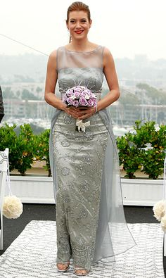 Kate Walsh In the series finale of Private Practice in 2012, Walsh's Addison Montgomery weds Jake Reilly (Benjamin Bratt).