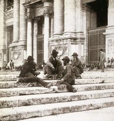 Roma Sparita - Basilica di San Giovanni