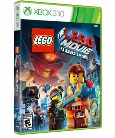 Amazon.com: The LEGO Movie Videogame - Xbox 360 Standard Edition: Video Games